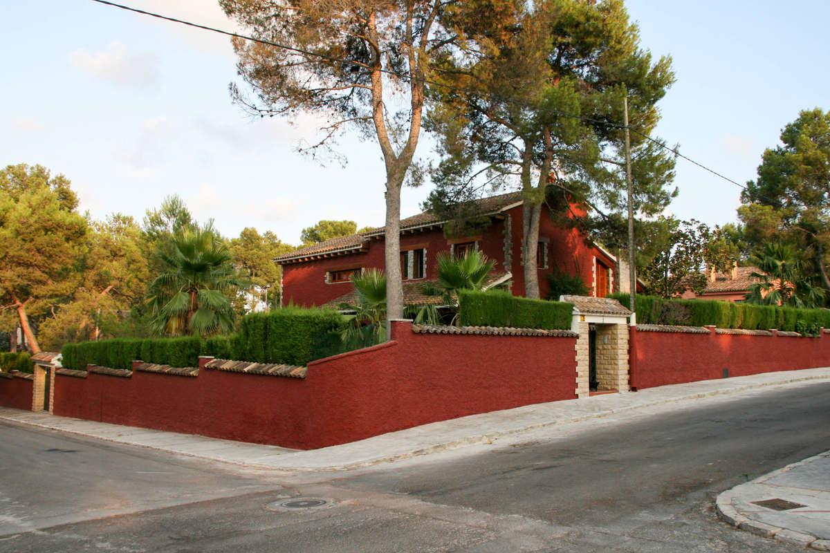 Casa  Calle. Villa de lujo en l'eliana. villa de estilo mediterraneo de lujo