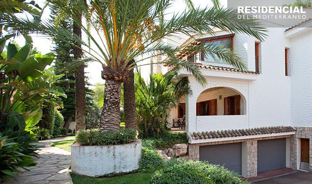 Location Maison  Paterna - la cañada. Villa de lujo en el plantio.
