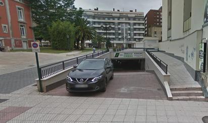 Plazas de garaje de alquiler en Oviedo