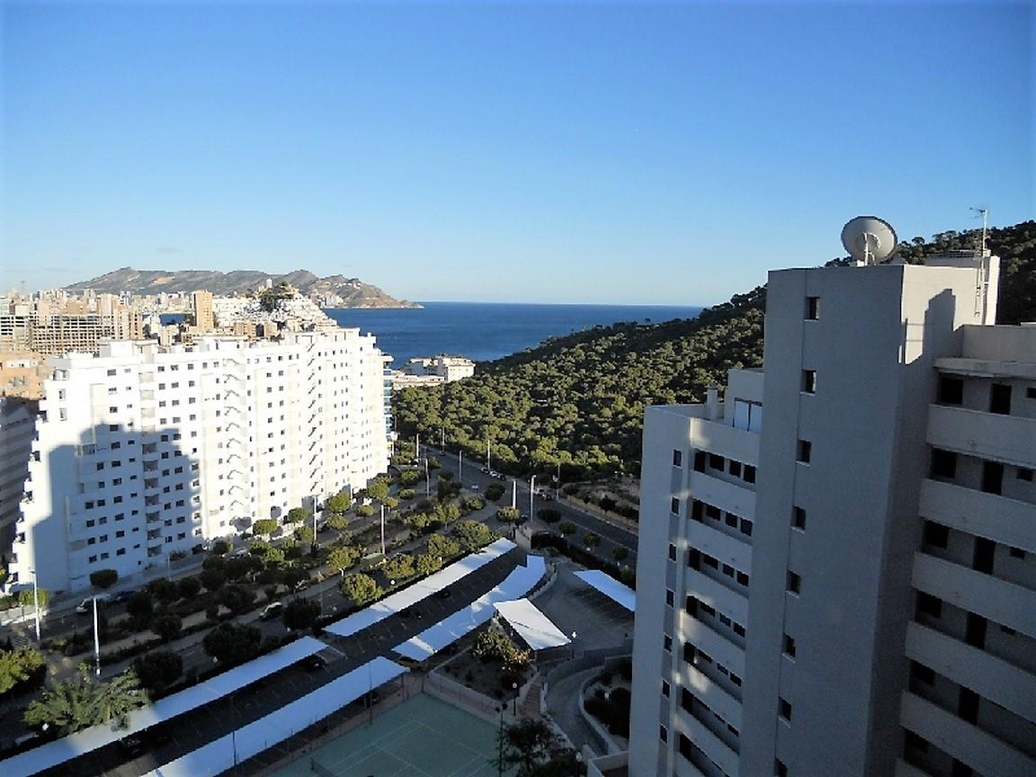 Etagenwohnung  Villajoyosa, alicante. Apartamento de 57 metros cuadrados con excelentes vistas,