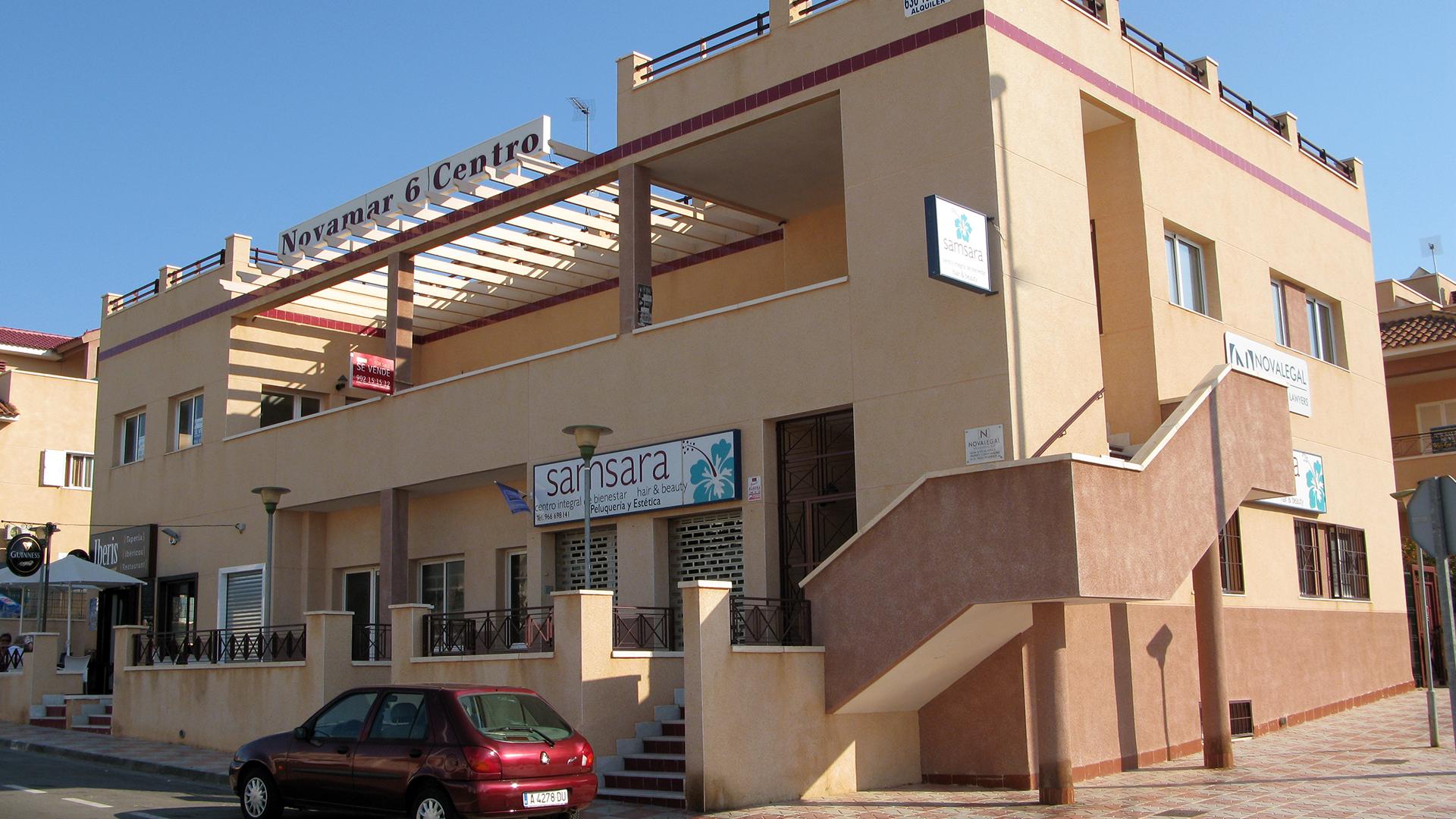 Oficina  Novomar, gran alacant, alicante. Conjunto de 6 locales comerciales en planta semisã³tano, baja, p