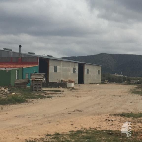 Nau industrial  Partida las cañadas, s/n