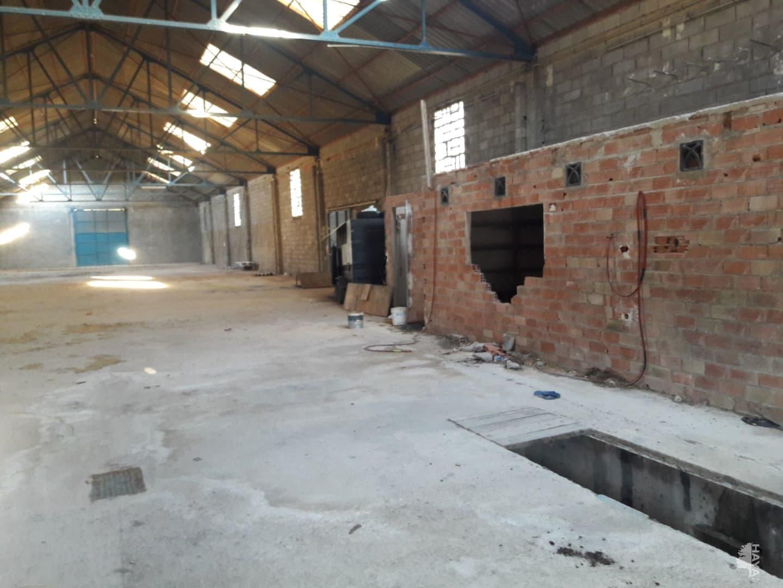 Industrial building  Partida robelles