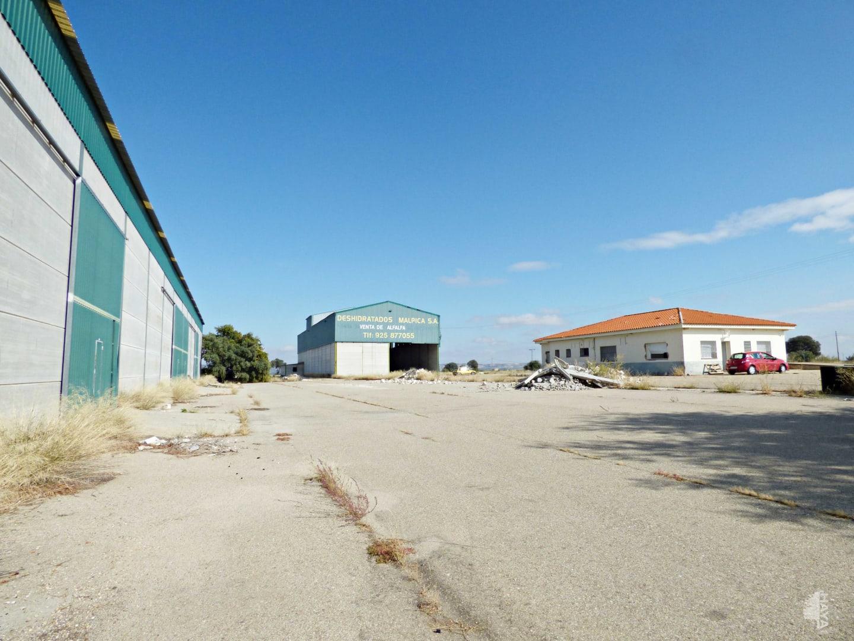Industrial building  San martin de pusa