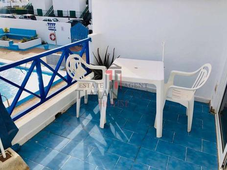 Estudios en venta con terraza en España
