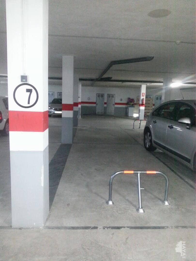 Car parking  Hort de xufa