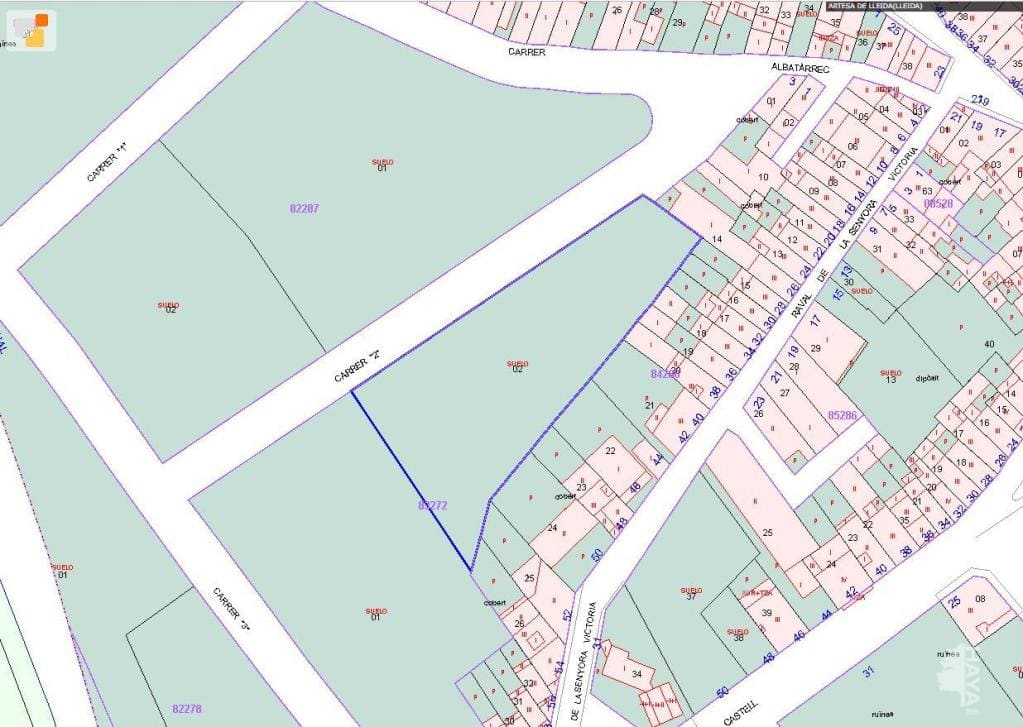 Urban plot  Dalbatarrech, s/n