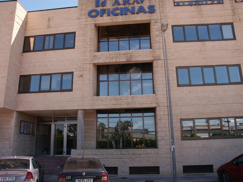 Rent Office space  Avenida enric valor , 3. Las oficinas y los despachos de progesalgo se encuentran en un e
