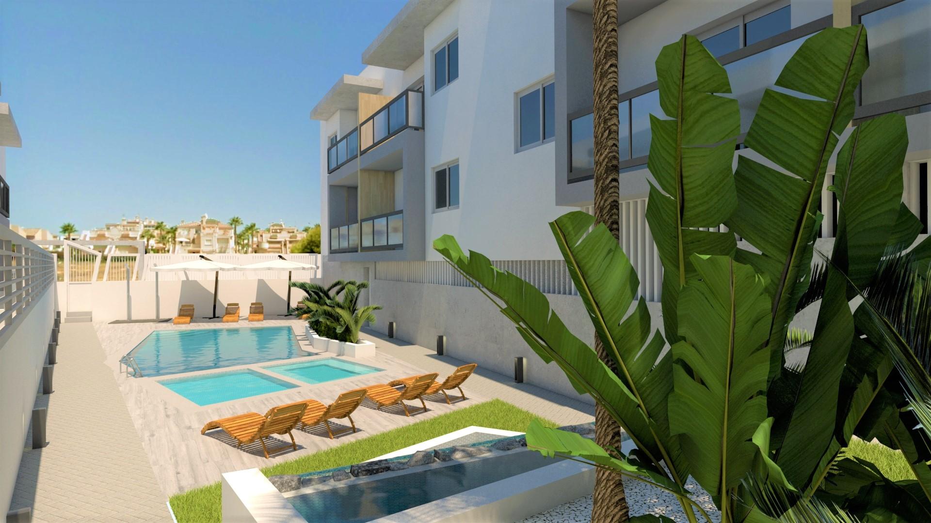 Appartamento  Centro, benijofar, alicante. Apartamento en planta alta con amplio solárium en venta en benij