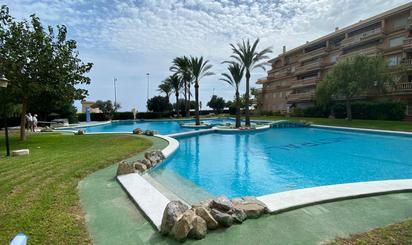 Apartamentos en venta en Playa L'Almadrava, Alicante