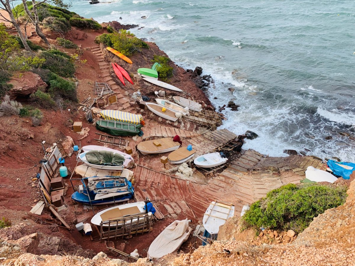 Casa  Banyalbufar ,port d´es canonge. Hermoso chalet pareado a un minuto andando de la playa en port d