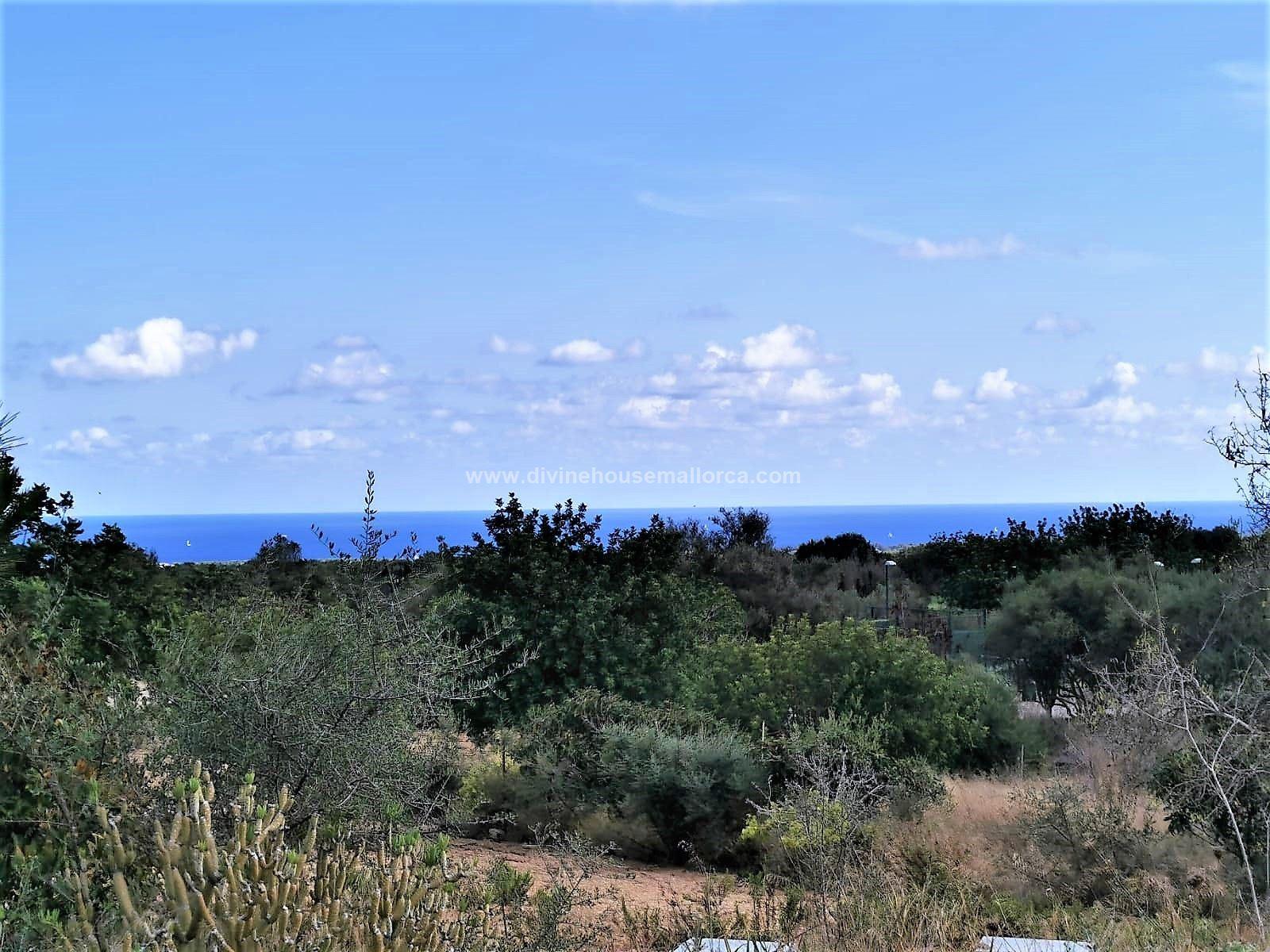 Solar urbà  Felanitx - porto colom. Terreno rústico con increíbles vistas al mar en el golf de vall