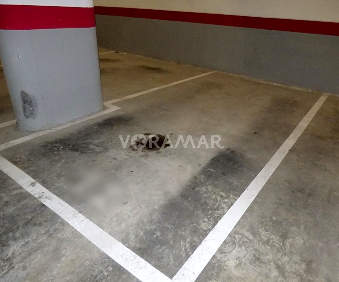Parking voiture  Paseo sierra de espadán. Plaza de garaje en venta en la playa de la patacona. se trata d