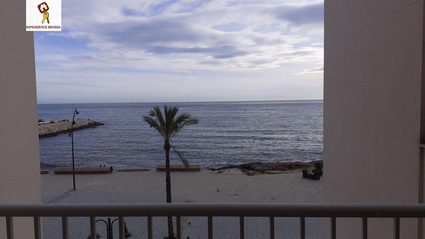 Lloguer Pis  Moraira ,centro. Apartamento en alquiler en moraira vista al mar