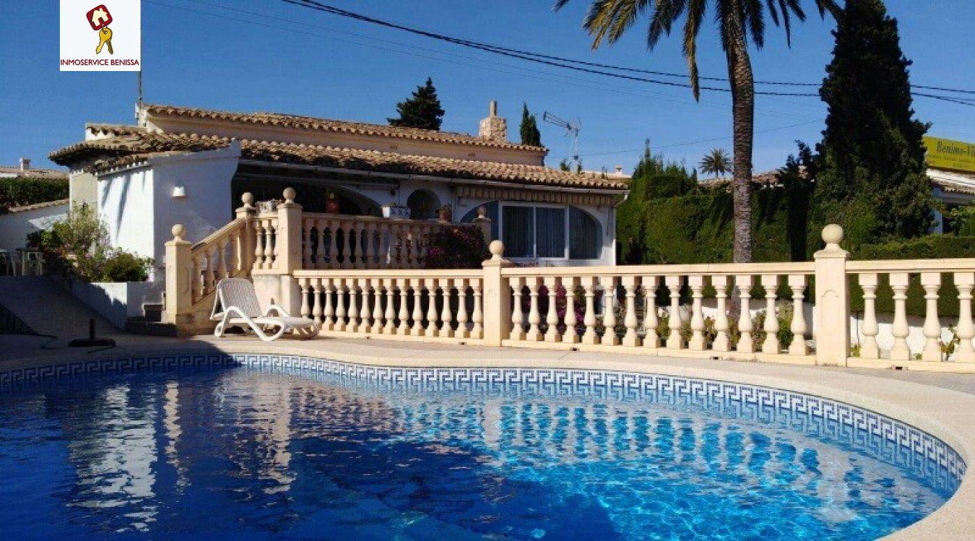 Alquiler Casa  Benissa ,playa. Chalet zona playa benissa en alquiler
