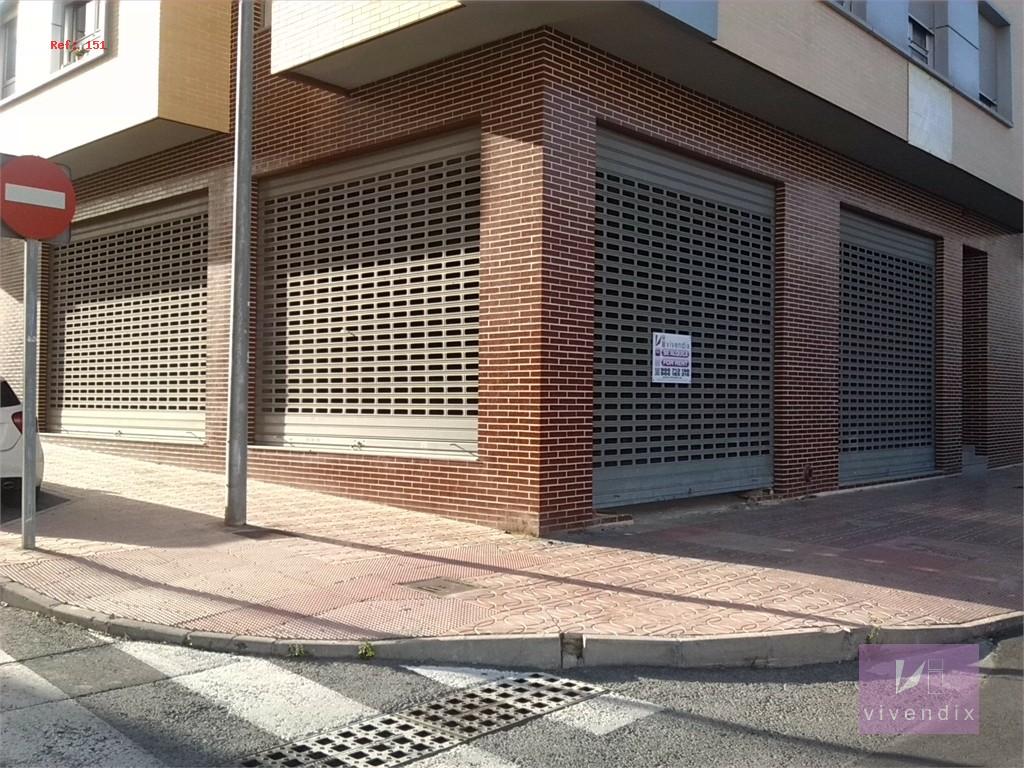 Alquiler Local Comercial en Rojales