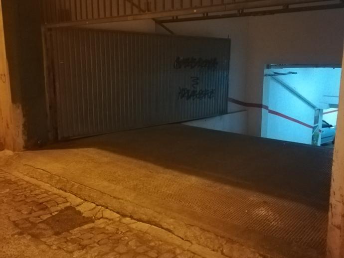 Foto 3 de Garaje de alquiler en Calle San Diego Doctor Palos - Alto Palancia, Valencia