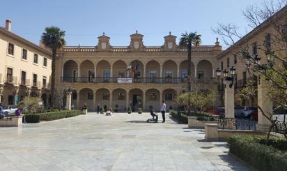 Locales de alquiler en Guadix, Zona de