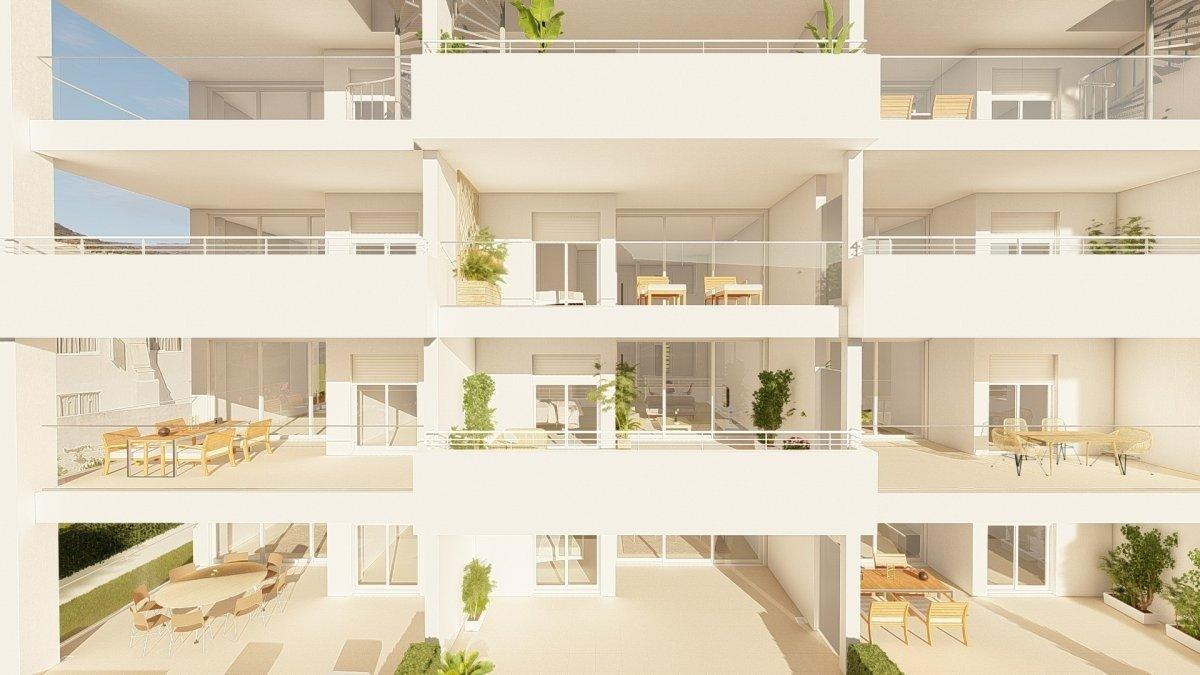 Appartement  Capdepera ,cala ratjada. Apartamento de nueva construcción en cala ratjada