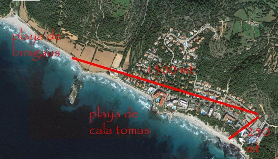 Foto 1 von Residential zum verkauf in Es Migjorn Gran, Illes Balears