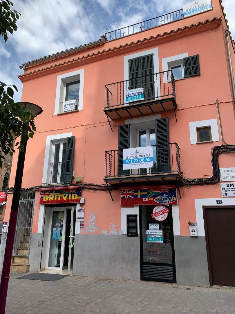 Alquiler Piso  Carrer sant magí, 24b. Duplex con terraza en santa catalina