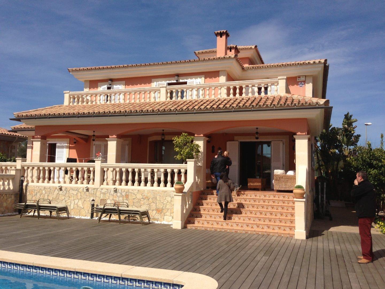 Casa  Marratxí - sa cabaneta. Gran casa con piscina en marratxí