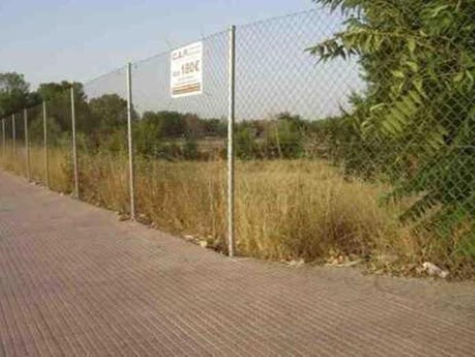 Foto 2 de Terreno en De Los Aflijidos Polígono Europa