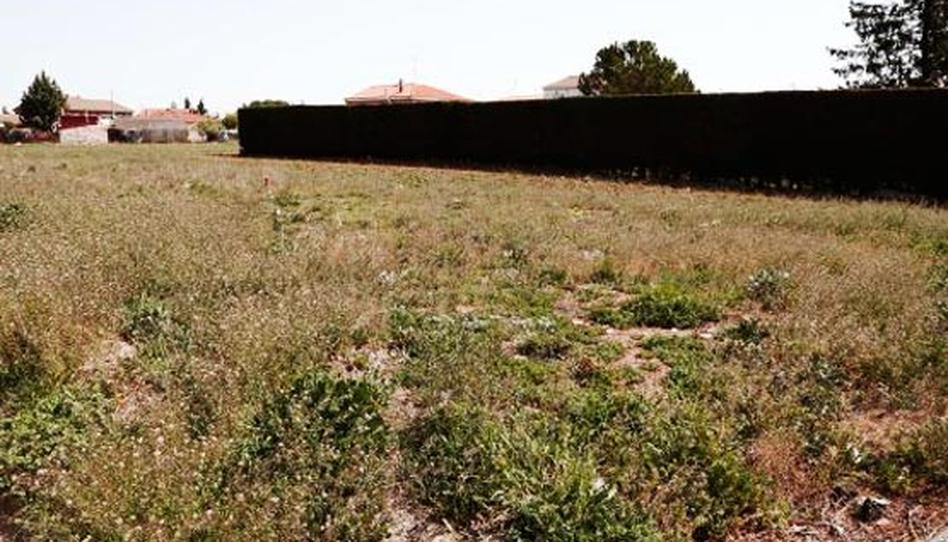 Foto 1 de Terreno en venta en Juan XXIII, 1 Calvarrasa de Abajo, Salamanca