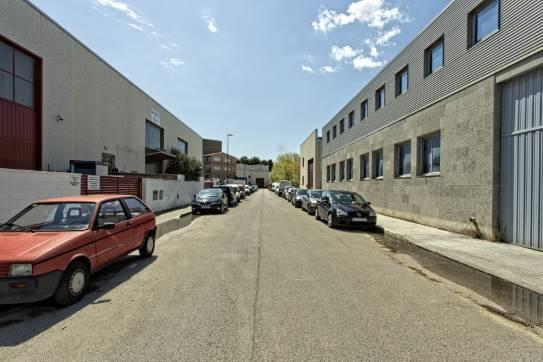 Nave industrial  Calle margeners, 25. Nave industrial de grandes dimensiones localizada en el polígono