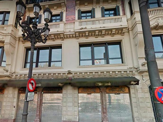 Foto 3 de Oficina en venta en Arenal Ensanche - Moyua - Diputación, Bizkaia