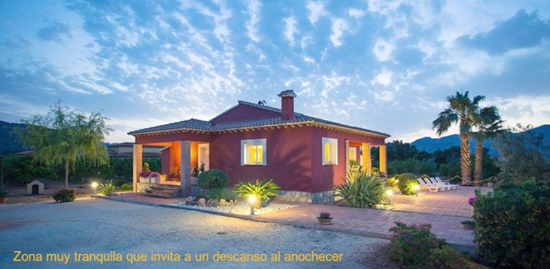 Lloguer Casa en Pedreguer. Stunning 4 bedroom detached villa in pedreguer