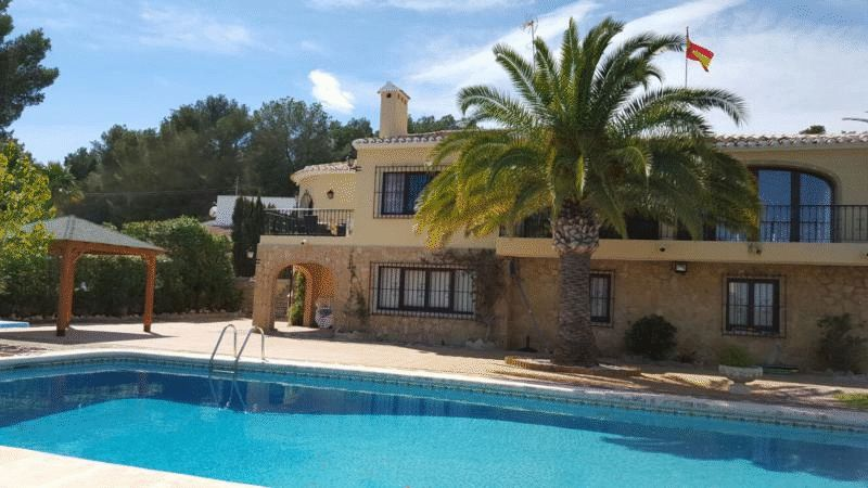 Lloguer Casa en Pedreguer. Ground floor with 3 bedroom for long term rental