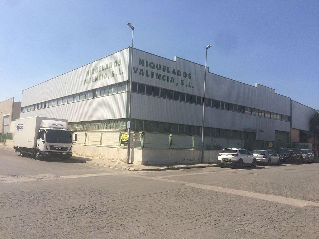 Bâtiment à usage industriel  Calle la horteta, 36