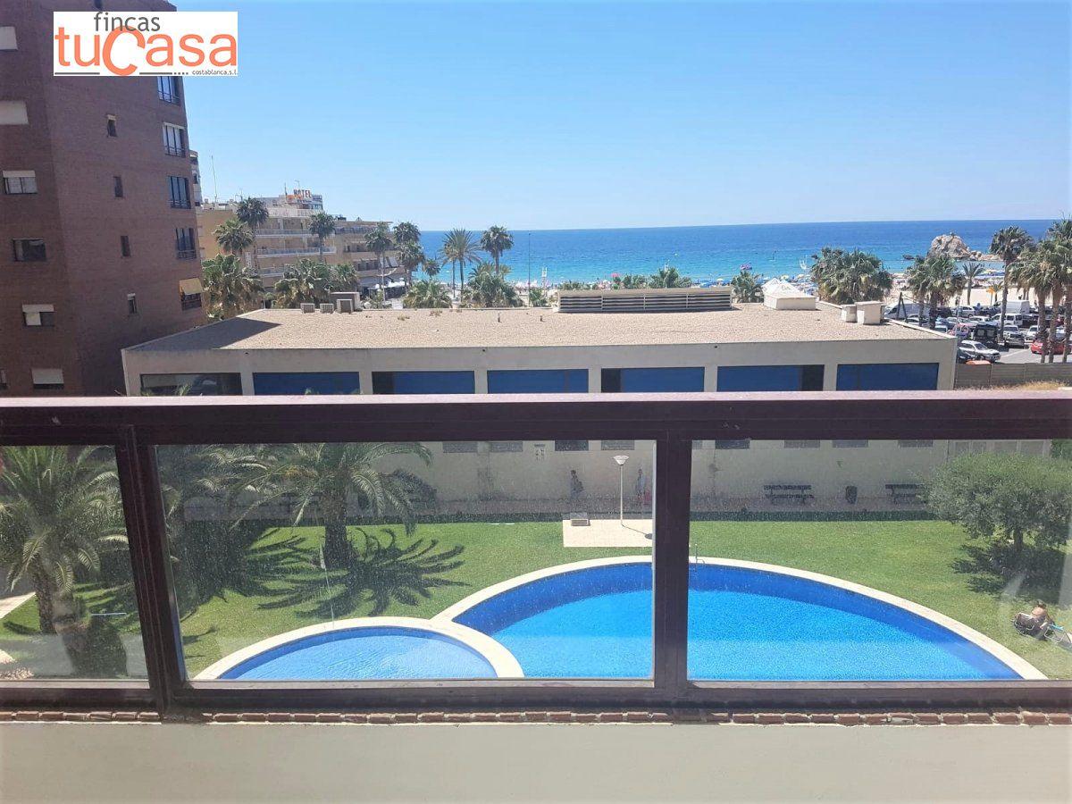 Piso  Finestrat ,cala finestrat. Espectacular piso con vistas al mar primera linea.