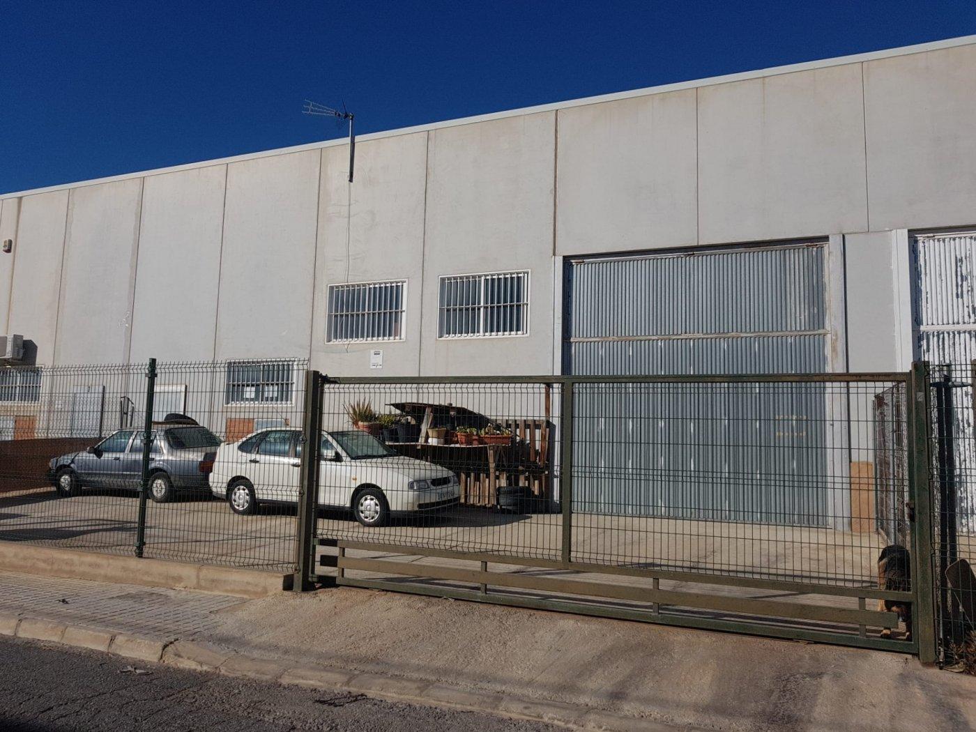 Industrial building  Crevillent ,faima. Nave en polígono faima, crevillente