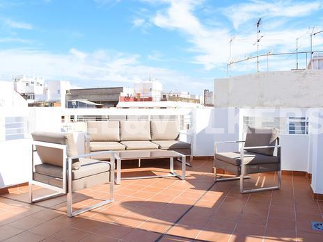 Áticos de alquiler en Santa Cruz de Tenerife Capital