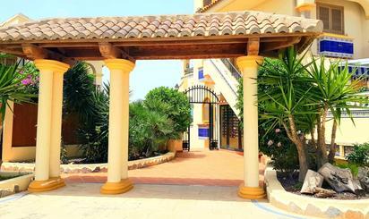 Einfamilien reihenhäuser zum verkauf in Cala El Moro, Alicante
