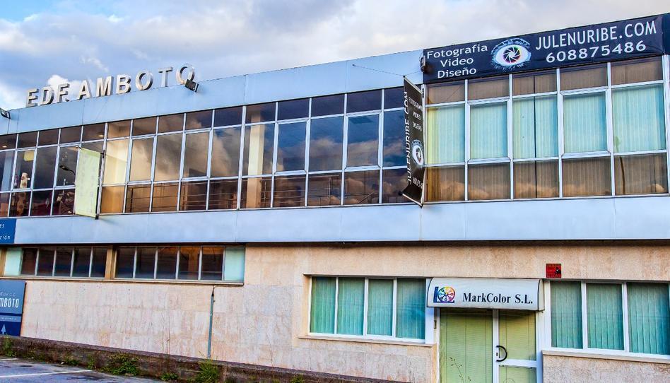 Foto 1 de Oficina de alquiler en Barrio Lebario Abadiño , Bizkaia