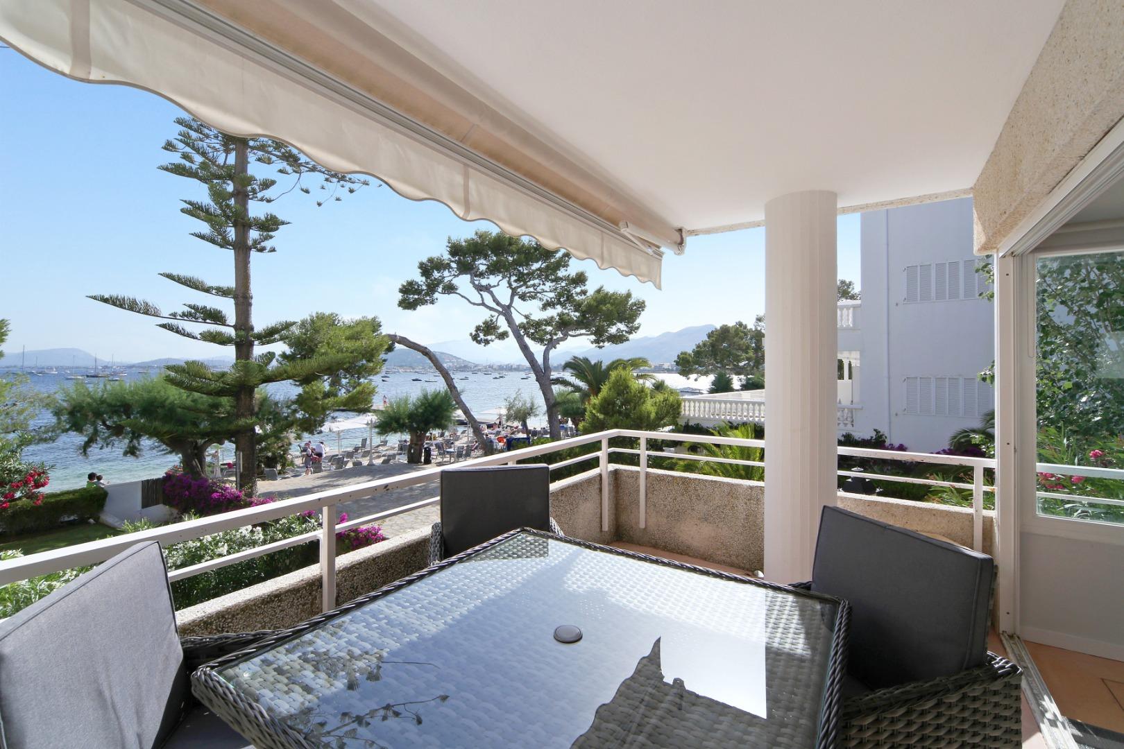Appartement  Carrer del voltor, 47. Fabuloso apartamento con vistas al mar