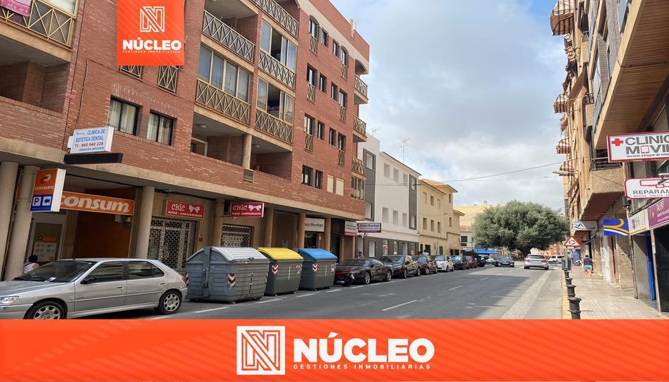 Foto 1 de Garaje en venta en Calle Tomás Capelo Centro, Alicante