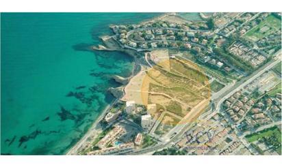 Terrenos en venta en Playa L'Almadrava, Alicante