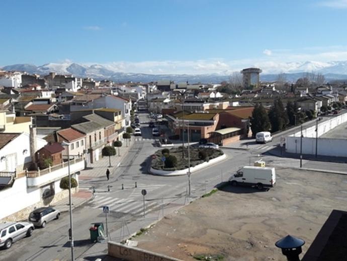 Foto 3 de Ático de alquiler en Atarfe, Granada