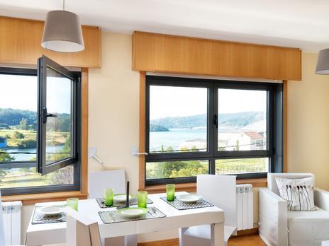 Pisos de alquiler con opción a compra con terraza en A Coruña Provincia