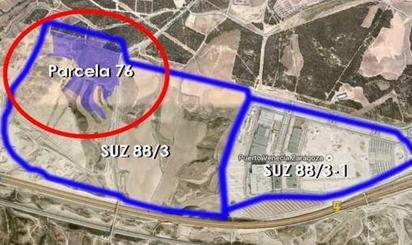 Terreno en venta en Suz 88/3, Pol.88 Parc.76 Tablones de Los Frailes, Doctor Cerrada