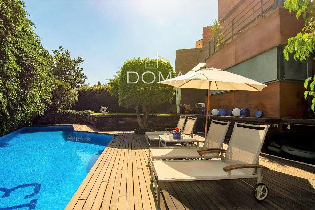 Casa  Doctor joaquim albarran. Casa en venta en barcelona, con 498 m2, 6 habitaciones y 4 baños