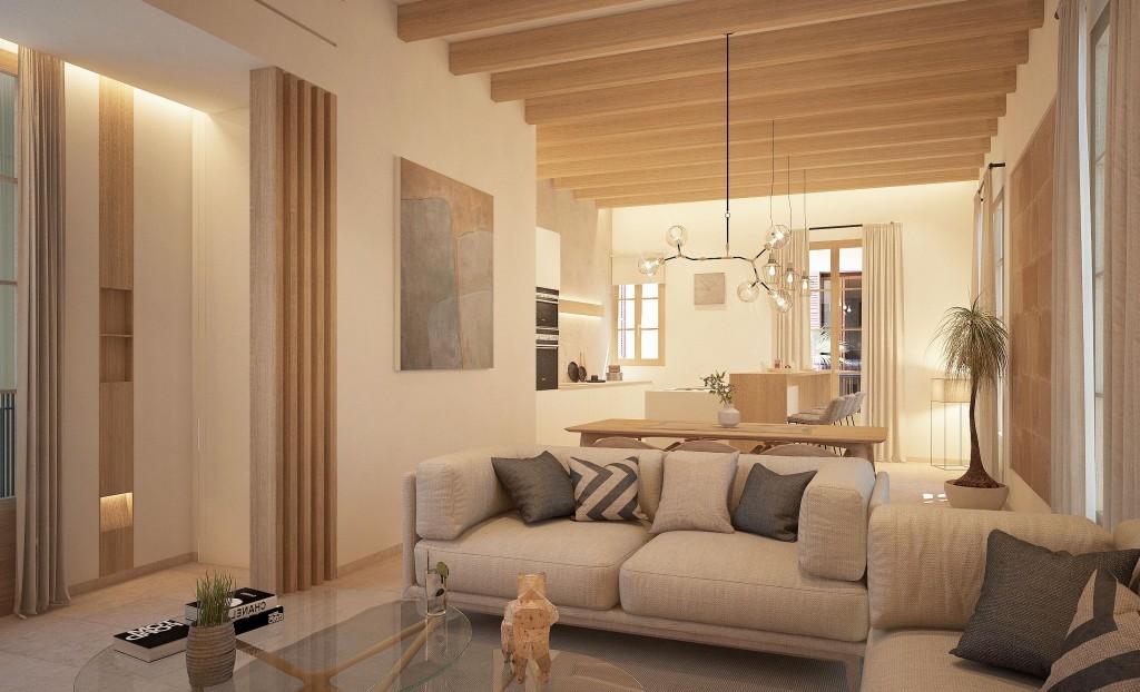 Pis  Sant nicolau. Exclusivo piso muy céntrico en palma de mallorca