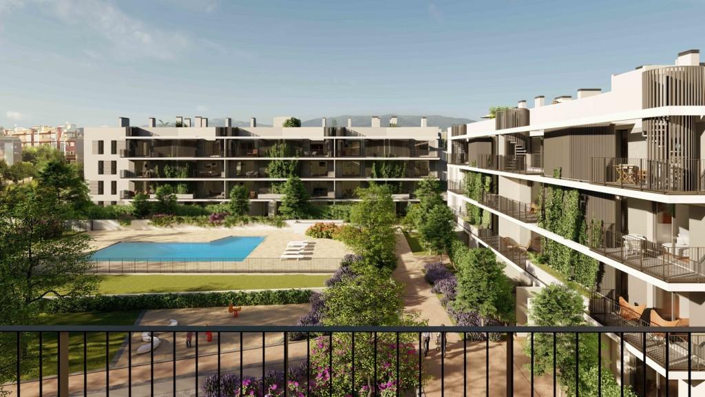 Pis  Son güells. Nuevos pisos modernos en son güell, palma de mallorca