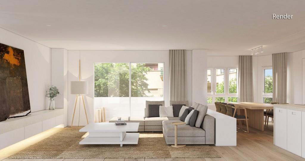 Piso  Blanquerna. Nuevo, luminoso apartamento en blanquerna, palma