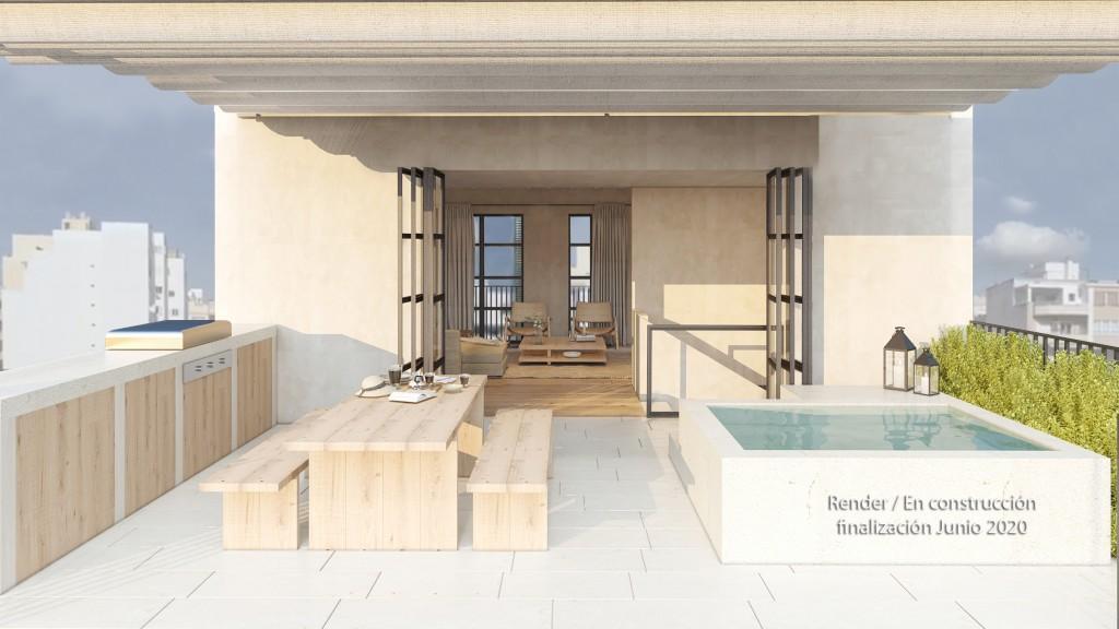 Casa  Santa catalina. Edificio de 4 plantas en venta en santa catalina, palma de mallo