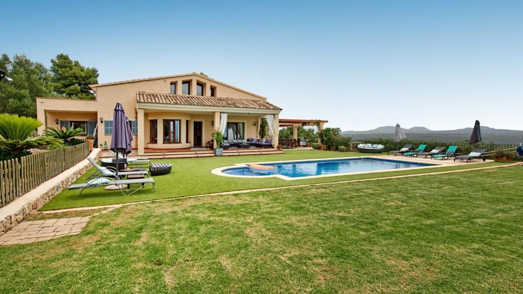 Casa  Puntiró. Chalet con vistas panorámicas al mar en venta en puntiro, mallor